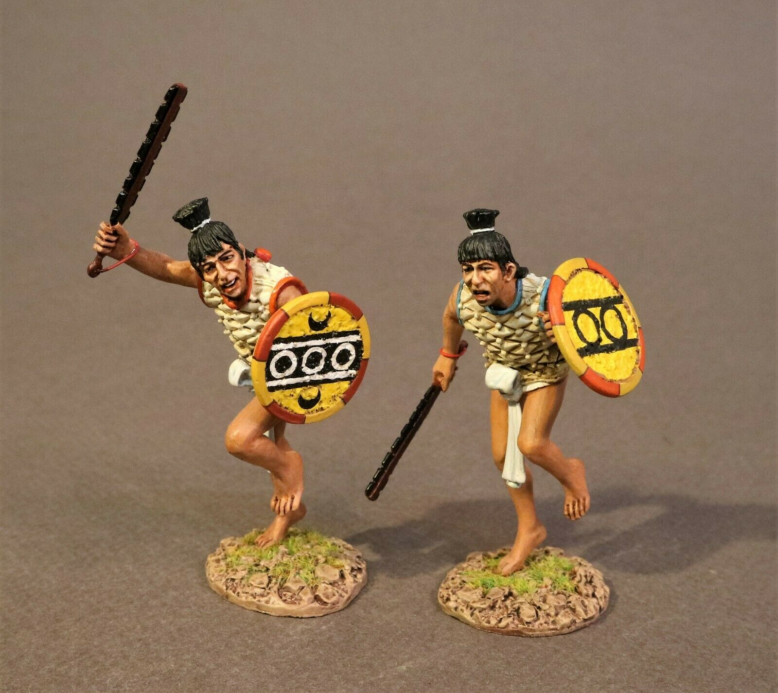 John Jenkins Azteken & Conquistadors AZ-36 Azteken Krieger MIB