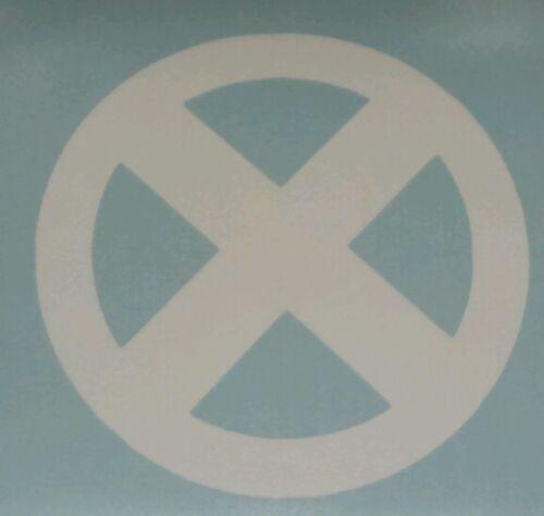 X-Men Logo Sticker Vinyl Decal wolverine avengers xmen