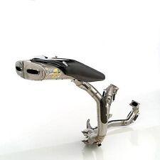 LeoVince / silenziatore / omologato /Ducati 999/749
