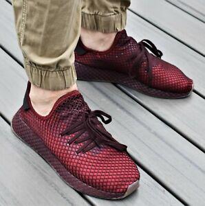 87e9c78903d70 ADIDAS DEERUPT RUNNER - New Men s Lifestyle Sneakers Collegiate ...