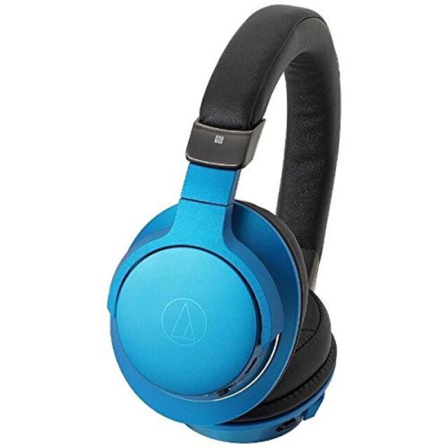 NEW Audio-technica sound reality Bluetooth Hi Res ATH-AR5BT BL