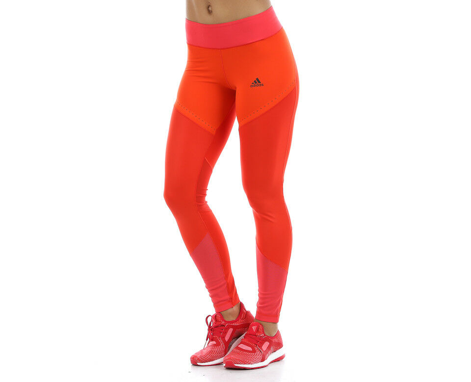 Adidas Wow Drop 1 Tights Women core red core pink L