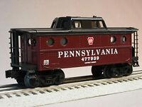 Lionel Pennsylvania Prr Caboose Train O Gauge Eastern Tuscan 6-30233 Car 6-29788