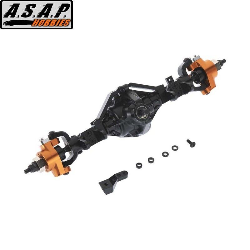 RC4WD Z-A0114 RC4WD D44 Narrow davanti Axle SCX10 Width   conveniente
