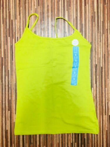 BNWT Primark Stretch Cami Vest Top Ladies Womens Girls All Sizes Summer Clothing