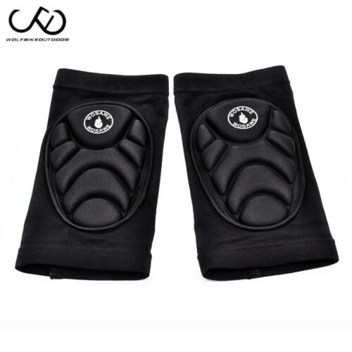 Sport Elbow Pads Protector Brace Support Arm Guards EVA Padded Protective Gear