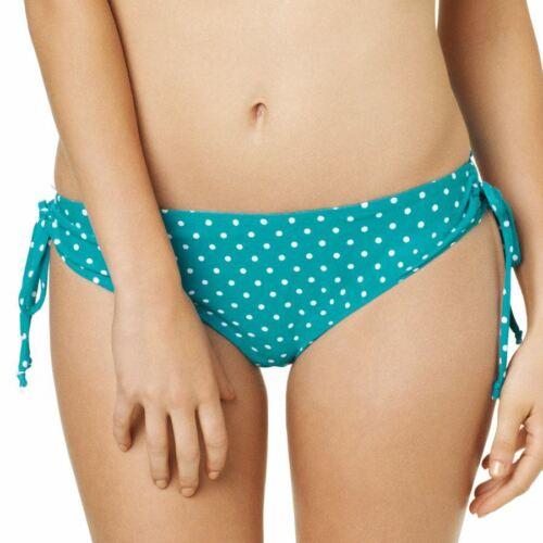 Panache Cleo Swimwear Betty Drawstring Bikini Brief//Bottoms Aquamarine CW0038