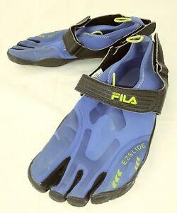 10 Athletic tenen M Sports Slide Skele Water Fila Vegan Ez Blauw Herenschoenen 612 t0EwnnqC