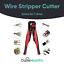 Crimping Tool Stripper Self-Adjustable Automatic Cable Wire Crimper Plier Cutter