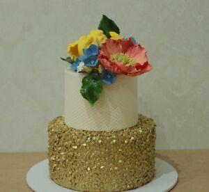 Cake Decorating Northmead : Rolkem - Super Gold Lustre Powder 10ml pot - Food Approved ...