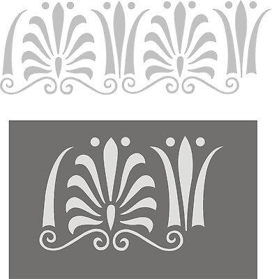 Wandschablone Maler T-shirt Schablone W-642 Schrift College ~ UMR Design