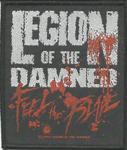 LEGION-OF-THE-DAMNED-blade-2008-WOVEN-SEW-ON-PATCH-official-no-longer-made