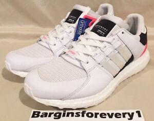 9b9de1c9385e Details about New Adidas EQT Support Ultra - Size 9.5 - White - BA7474 -   Boost
