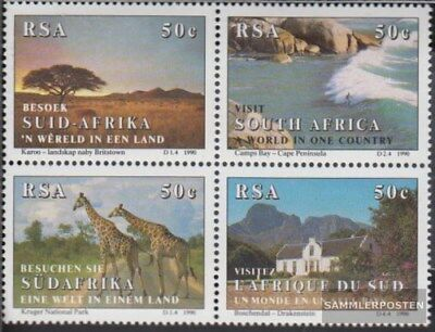 South Africa 804-807 Block Of Four Never Hing Grade Products According To Quality complete.issue. Unmounted Mint