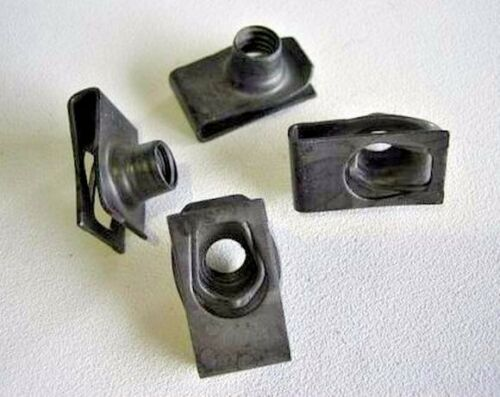 20-GM Extruded U-Nuts 5//16-18 1494253 Range .025-.150