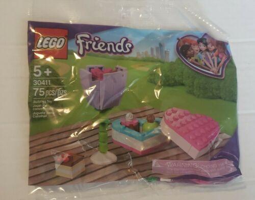 Lego 30411 Friends Chocolate Box and Flower Set 75 Pcs Valentine Sealed New