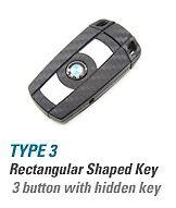 White Matte Key Wrap Cover Skin BMW Remote 1 3 4 5 6 E Series Z4 X1 X3 X5 X6 M