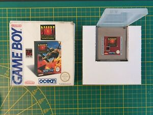 RARE-DESERT-STRIKE-RETURN-Nintendo-Gameboy-Game-boy-Boxed-boite-DMG-ADSP-FAH