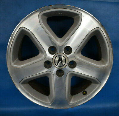"Acura TL 2002-2003 Used OEM Wheel 17x6.5 Factory 17"" Rim ..."