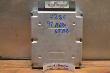 F3LB14B118AA Ford Transit  Genuine Door Locking Control Module Unit