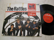 THE RATTLES Same *ARIOLA STAR-CLUB LIVERPOOL BEAT* ORIGINAL 1st Press LP*