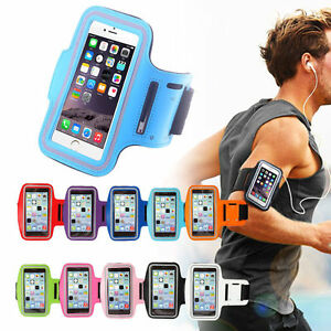 the best attitude c1388 5d21e Details about Sports Armband Gym Running Jogging Case Workout Arm Holder  Case For Cell Phone