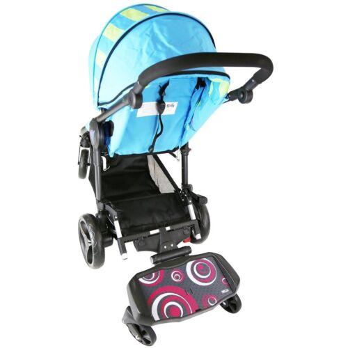 Enfants poussette Buggy Board avec siège ou selle compatible avec Jane Poussette Buggy