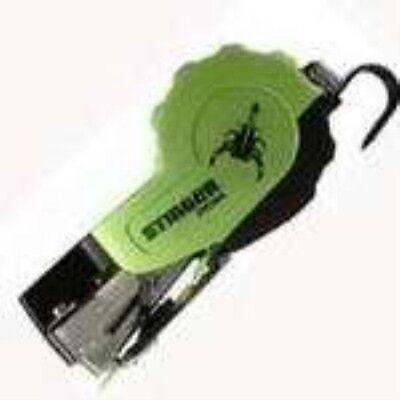 "Tools & Workshop Equipment Generous Stinger Ch38a Autofeed Cap Hammer 3/8"" Cheap Sales Tools & Workshop Equipment"