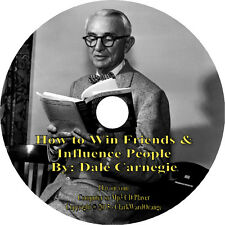 How to Win Friends and Influence People by Dale Carnegie Mp3 Audio Book CD A01