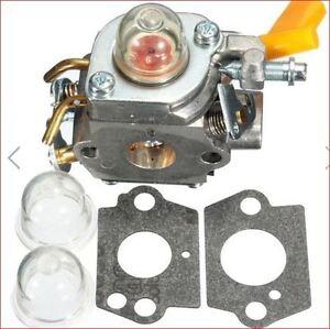 Ryobi-CARBURATORE-rbc30sesa-rht2660da-RLT30CESA-RLT26CDS-RUIXING-lampadine-amp