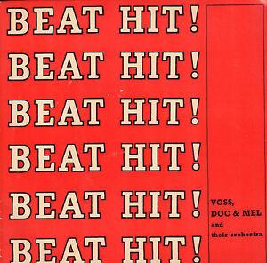 VOSS-DOC-amp-MEL-AND-THEIR-ORCHESTRA-Beat-Hit-VINYL-7-034-MINI-ALBUM
