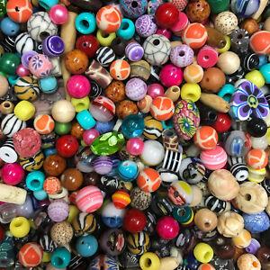 Perlenmix-Perlenmischung-Bunt-Bastelmix-Perlensortiment-Bastelperlen-Basteln