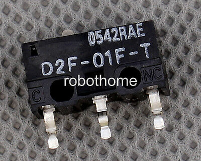 OMRON Micro Switch D2F-01F-T for Mouse Brand New