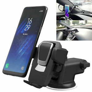 360-Mount-Holder-Car-Windshield-Stand-For-Mobile-iPhone-GPS-Phone-Cell-Sam-C7X9