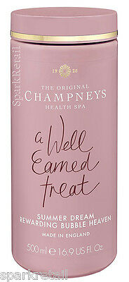 Champneys Spa Summer Dream Rewarding Bubble Heaven Foam Bath 500ml
