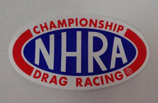 NHRA Championship Drag Racing Sticker Sticker Decal New