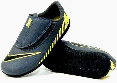 Ejemplo He reconocido Último  Nike Mercurial Vapor Club (V) Junior Kids Astro Turf Trainers Ronaldo Grey  Yello | eBay