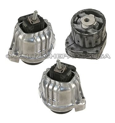 06-13 BMW 128 135 323 325 328 330 335 X1 Z4 Left /& Right Engine Motor Mount SET