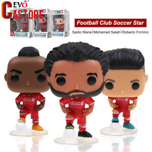 Funko-Pop-Liverpool-Football-Club-Action-Figures-Toys-Salah-Mane-Firmino