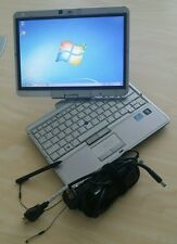 HP EliteBook 2760p Multi-Touchscreen Tablet / Laptop Webcam 4GB 320GB Window 7