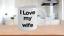 miniature 1 - I love my wife mug coffee cup funny gift mom valentines birthday anniversary