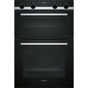 Details About Siemens Mb557g5s0b Iq 500 Built In 59cm A B Electric Double Oven Stainless