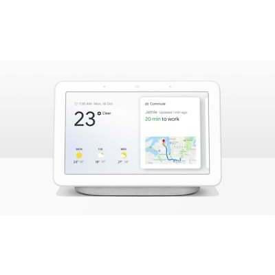 Google Home Hub - Chalk (Australian Stock)