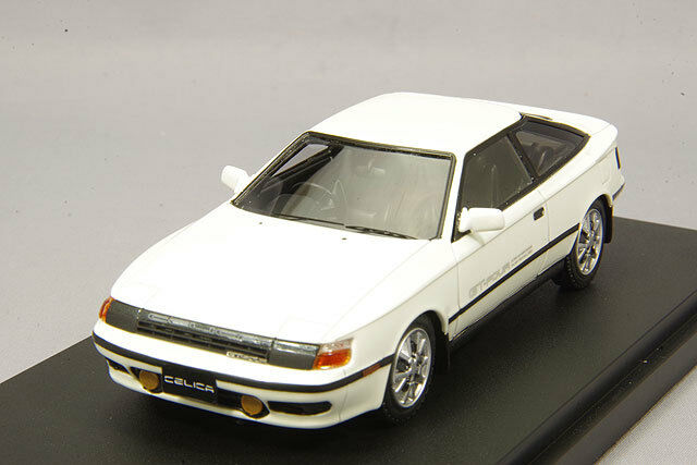 1/43 Mark43 Toyota Celica GT-Four ST165 1986 Super bianca Ⅱ PM4337AW