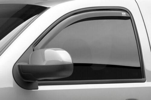 EGR Window Visors In-Channel 2 Pc for Select 14-18 Silverado Sierra Regular Cab