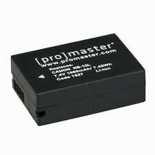 ProMaster NB-10L Lithium Battery for Canon G1x G15 SX40hs SX50hs #1527