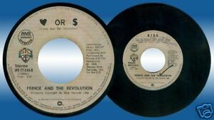 Philippines-PRINCE-AND-THE-REVOLUTION-Kiss-45rpm-Record