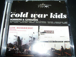 Cold-War-Kids-Robbers-amp-Cowards-Australia-CD-Like-New