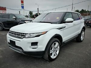 2015 Land Rover Range Rover Evoque | 4WD | POWER AND HEATED SEATS | CAM |