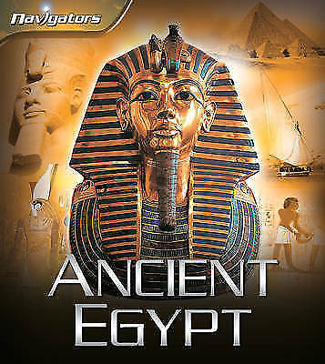 1 of 1 - Smith, Miranda, Navigators: Ancient Egypt, Very Good Book